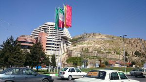 دروازه ورودی شیراز
