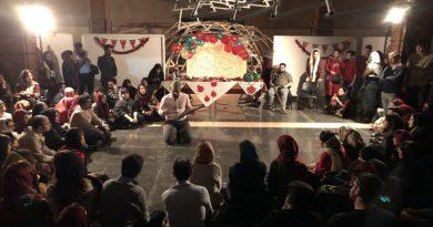 گزارش شب یلدای منظرین سال ۱۳۹۶