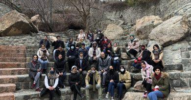 گزارش بازدید از پارک جمشیدیه